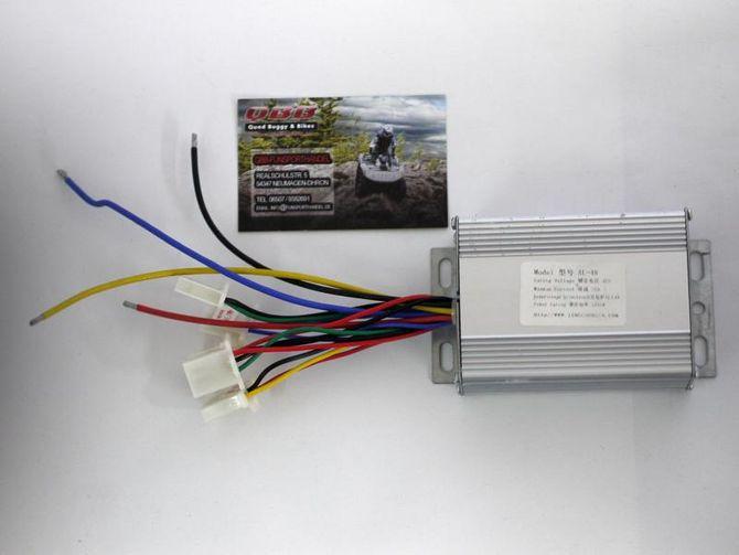 Steuereinheit 48V 1000W für den  Elektro Go-Kart oder den Elektro Kinder Buggy!
