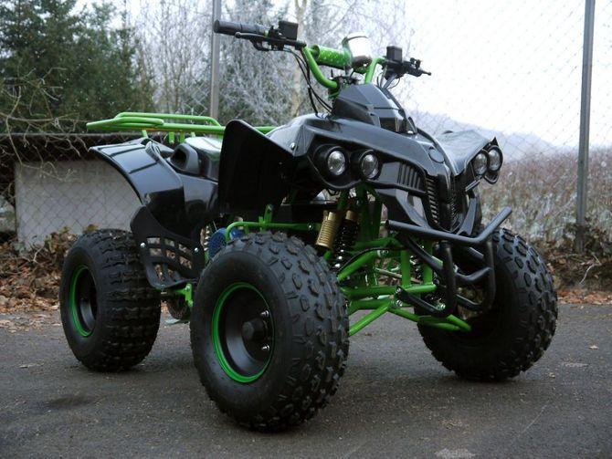 "125cc Mini Atv Kinderquad ""Panther"""