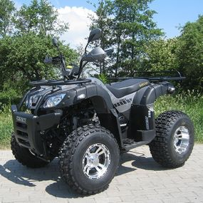 Shineray Quad 200ccm XY200ST-6A - Automatik Quad Atv