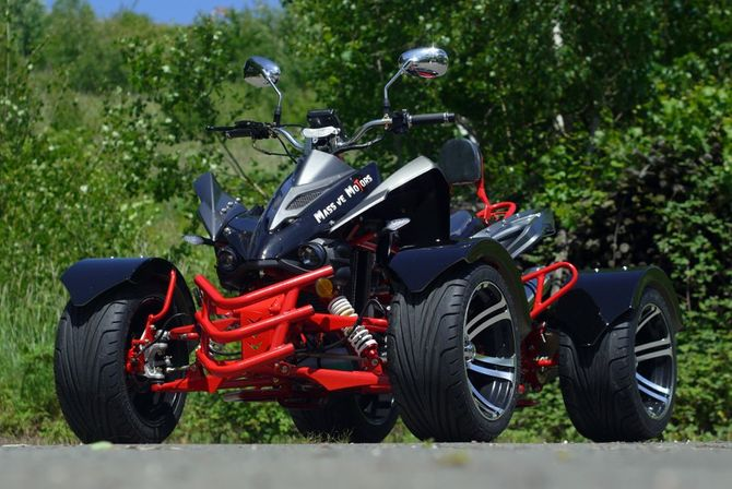 "Racing Quad 300ccm  ""Firestorm 2""  Automatik Quad Race Edition 2015"