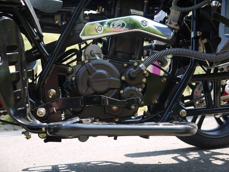 250 ccm Racing Quad Speedslide Xtreme - NEU 2015 - Grün Carbon – Bild 5