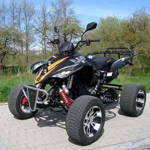 Shineray XY250ST-9C Racing Automatik Quad Atv 250ccm