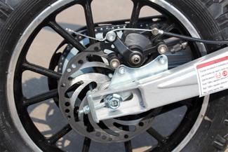 50ccm Dirtbike mit Scheibenbremse hinten