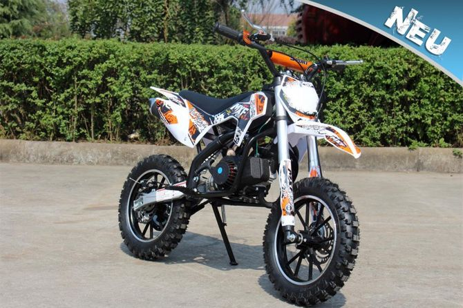 pocket bike 49ccm u dirtbike 125ccm g nstig kaufen oder. Black Bedroom Furniture Sets. Home Design Ideas