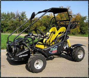 Kinderbuggy GoKart Buggy für Kinder mit 110ccm 4 Takt-Motor 001