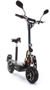 SXT 500 EEC E-Scooter mit Strassenzulassung in schwarz