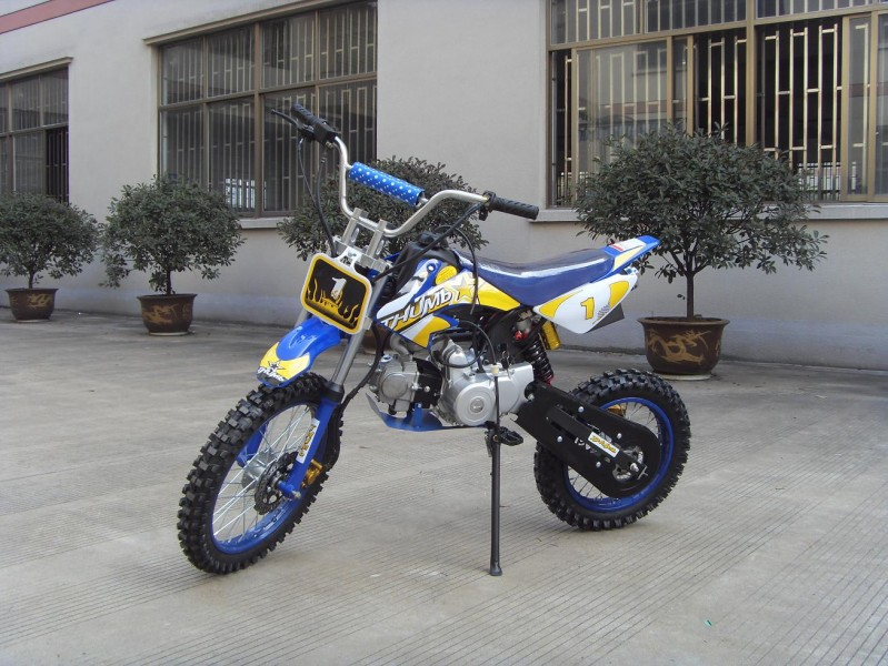 125ccm automatik dirtbike cross bike 17 14 reifen inkl e starter pocket bike dirtbike. Black Bedroom Furniture Sets. Home Design Ideas