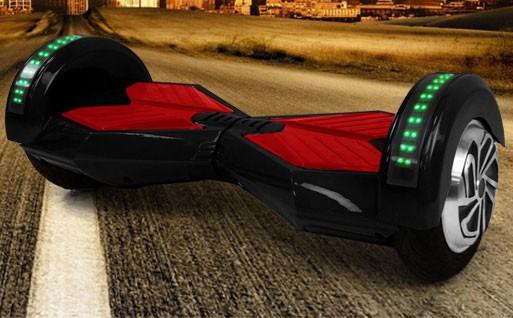 Selbstbalancierendes Board- Hoverboard 700W 36V - 8 Zoll Reifen- schwarz