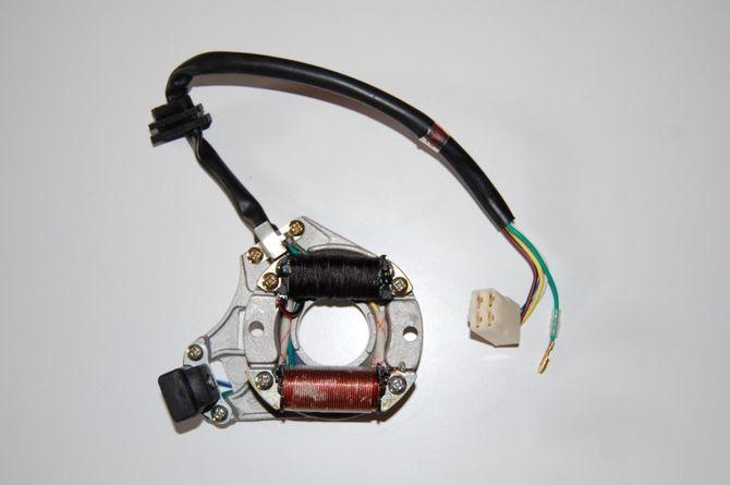 Lichtmaschine inkl. Hallgeber 110ccm - 125ccm Kinderquad Quad ATV