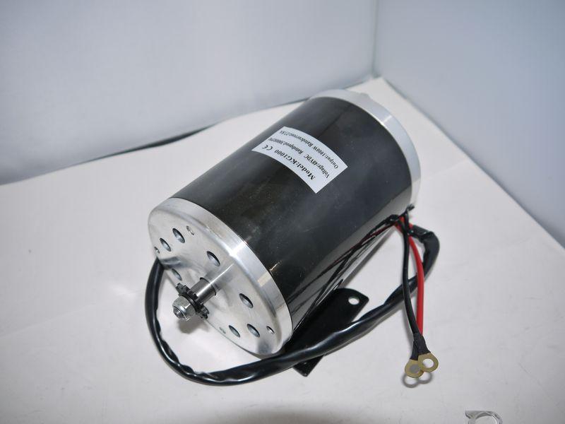 Elektromotor 36 Volt / 800 Watt für Kinderquad – Bild 1