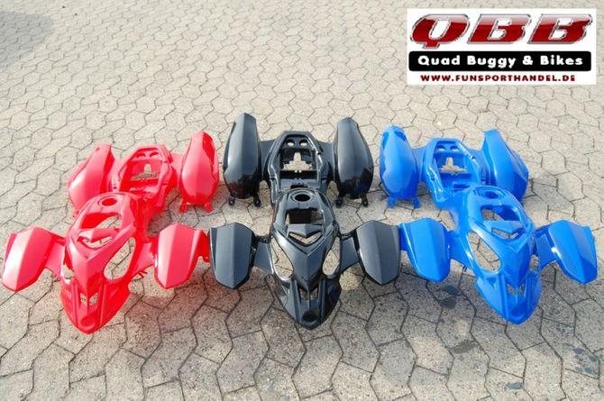 Verkleidung  Cover für Sporty 125cc oder Razer Quad