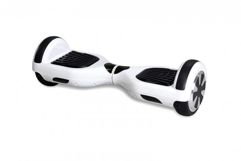 hoverboard selbstbalancierender e scooter elektro board modell ab700 6 5 weiss hoverboard. Black Bedroom Furniture Sets. Home Design Ideas