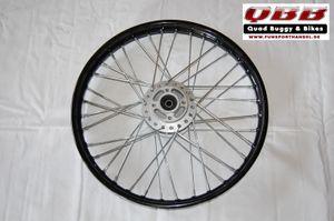 "Felge 17"" Zoll Dirtbike Crossbike 001"