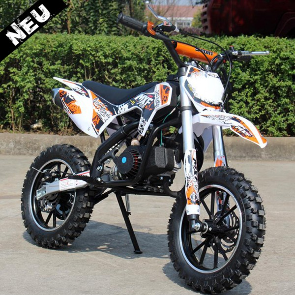 elektrisches dirtbike mini motorrad f r kinder mit 500. Black Bedroom Furniture Sets. Home Design Ideas