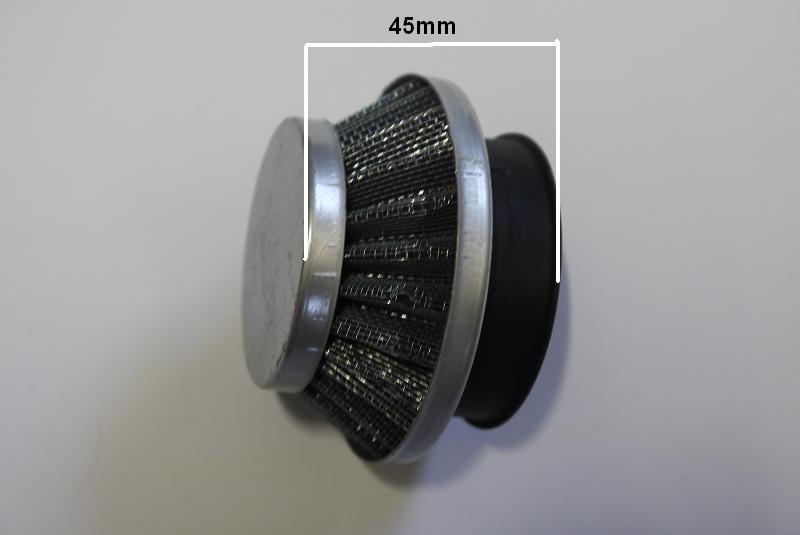 Luftfilter für 50ccm Kinderquad / Pocket Bike Vergaser – Bild 2