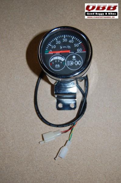Tacho für Elektro Kinderquad Quad 48 V