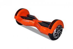 "Hoverboard - Selbstbalancierender E-Scooter - Elektro Board Modell AB700 - 8"" orange 001"