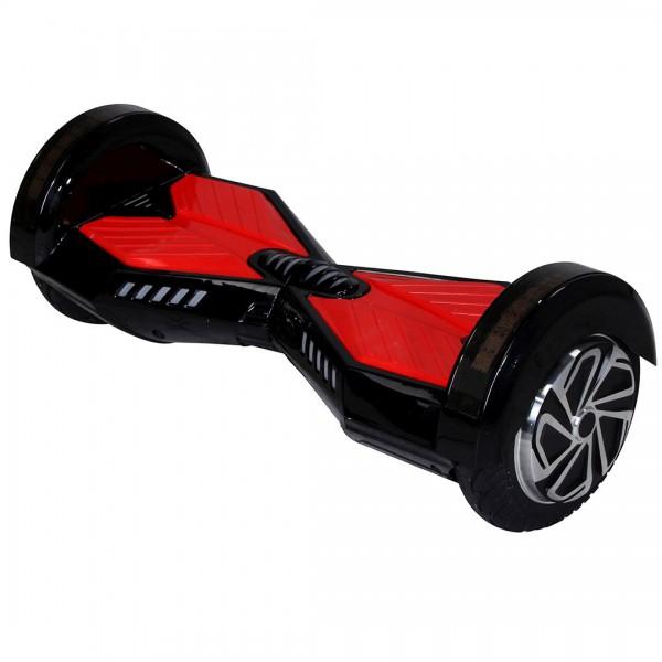 hoverboard selbstbalancierender e scooter elektro board modell ab700 8 weiss blau. Black Bedroom Furniture Sets. Home Design Ideas