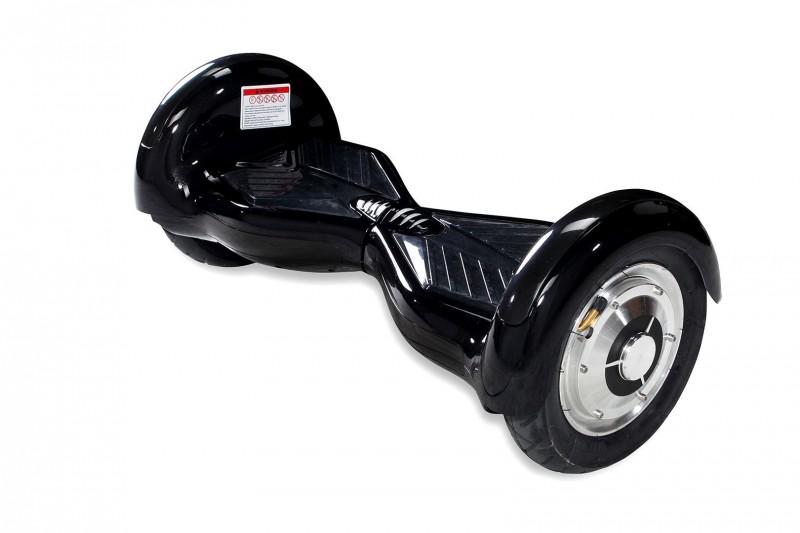 "Hoverboard - Selbstbalancierender E-Scooter - Elektro Board Modell AB800 - 10"" schwarz – Bild 4"