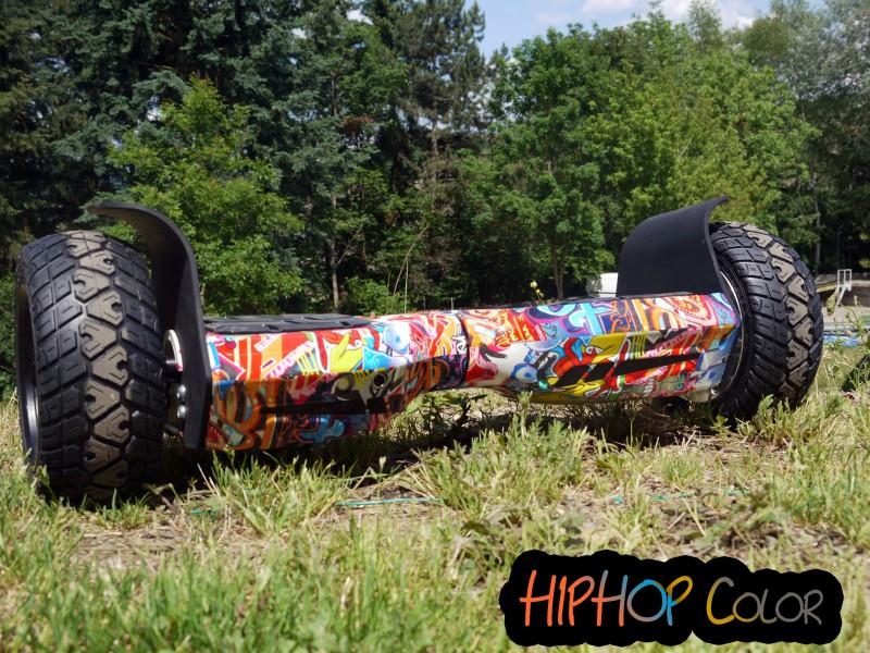"""Hoverboard - Balance Board 800W  mit 8.5"""" Offroad Reifen  – Bild 4"""