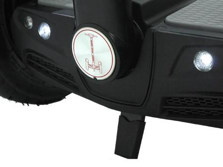 Segwheel 1300 Watt Power Hoverboard mit 63 Volt Lithium Akku + 15 Zoll + Bluetooth  – Bild 9