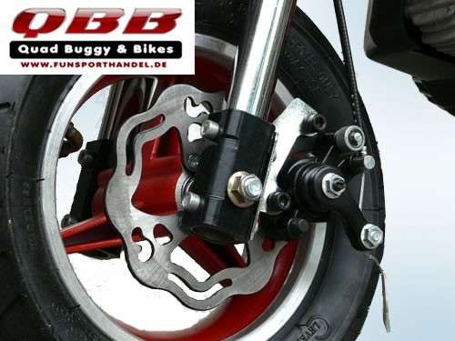 Pocketbike Dirt Bike 50ccm - 2 Takt - Hobbit – Bild 5
