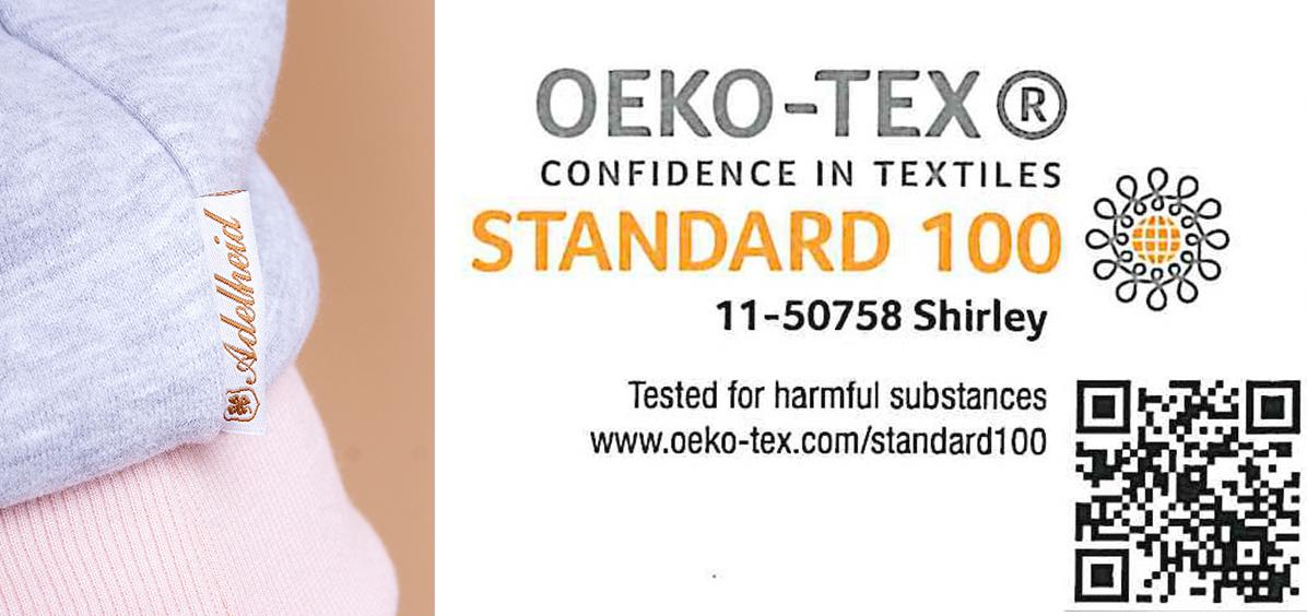 Adelheid Pullover OEKO-TEX zertifiziert