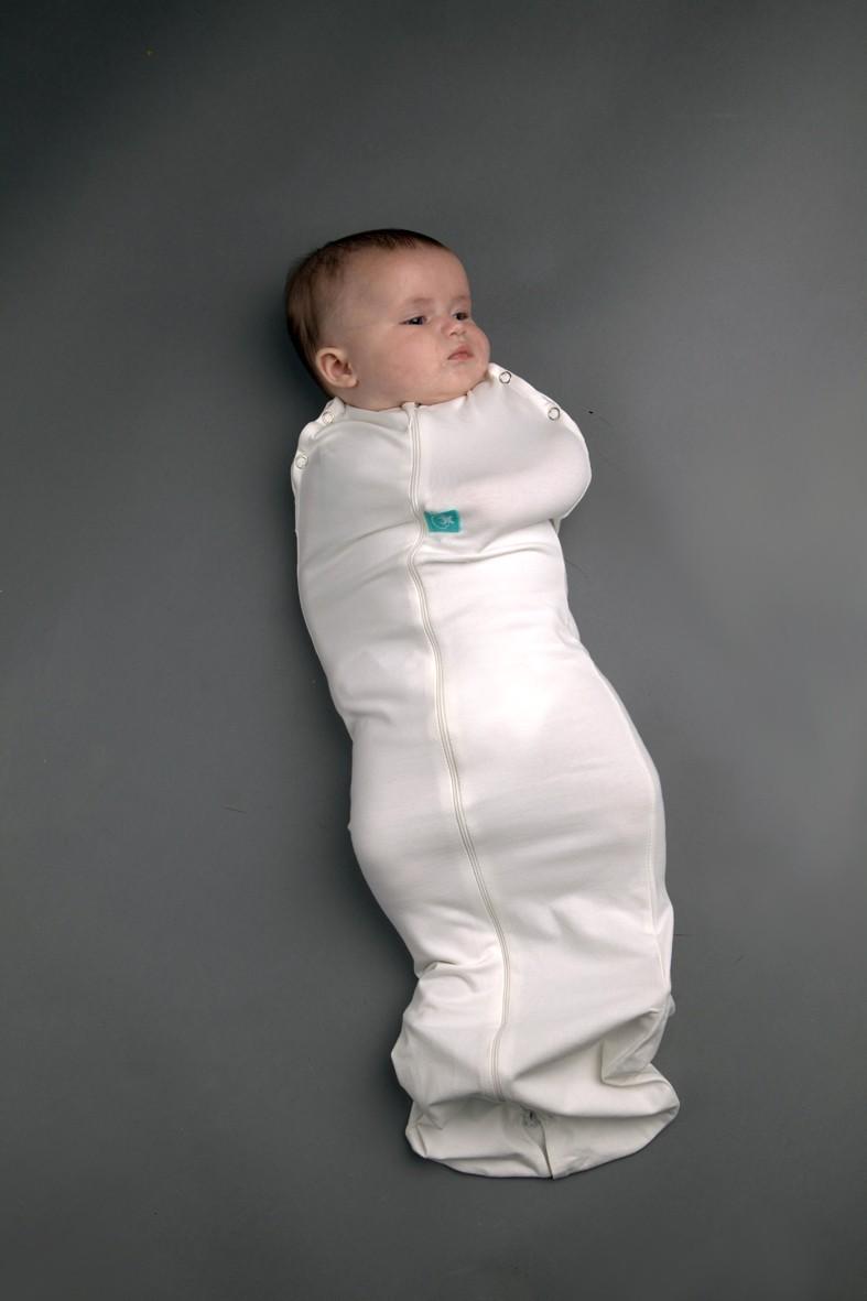 Puckhilfe/-entwöhnung Zip Up Baby Swaddle 1 TOG – Bild 3