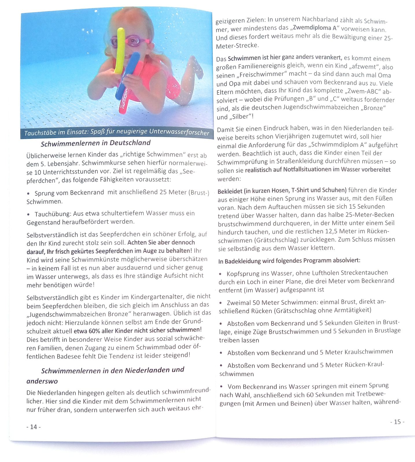 Konfidence Schwimmweste, Schwimmhilfe für Erwachsene mit umfangreichem Schwimmratgeber – Bild 9
