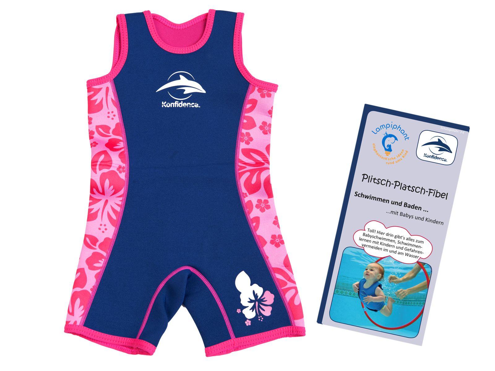 Warma, Neopren-Schwimmanzug mit Plitsch-Platsch-Fibel – Bild 8