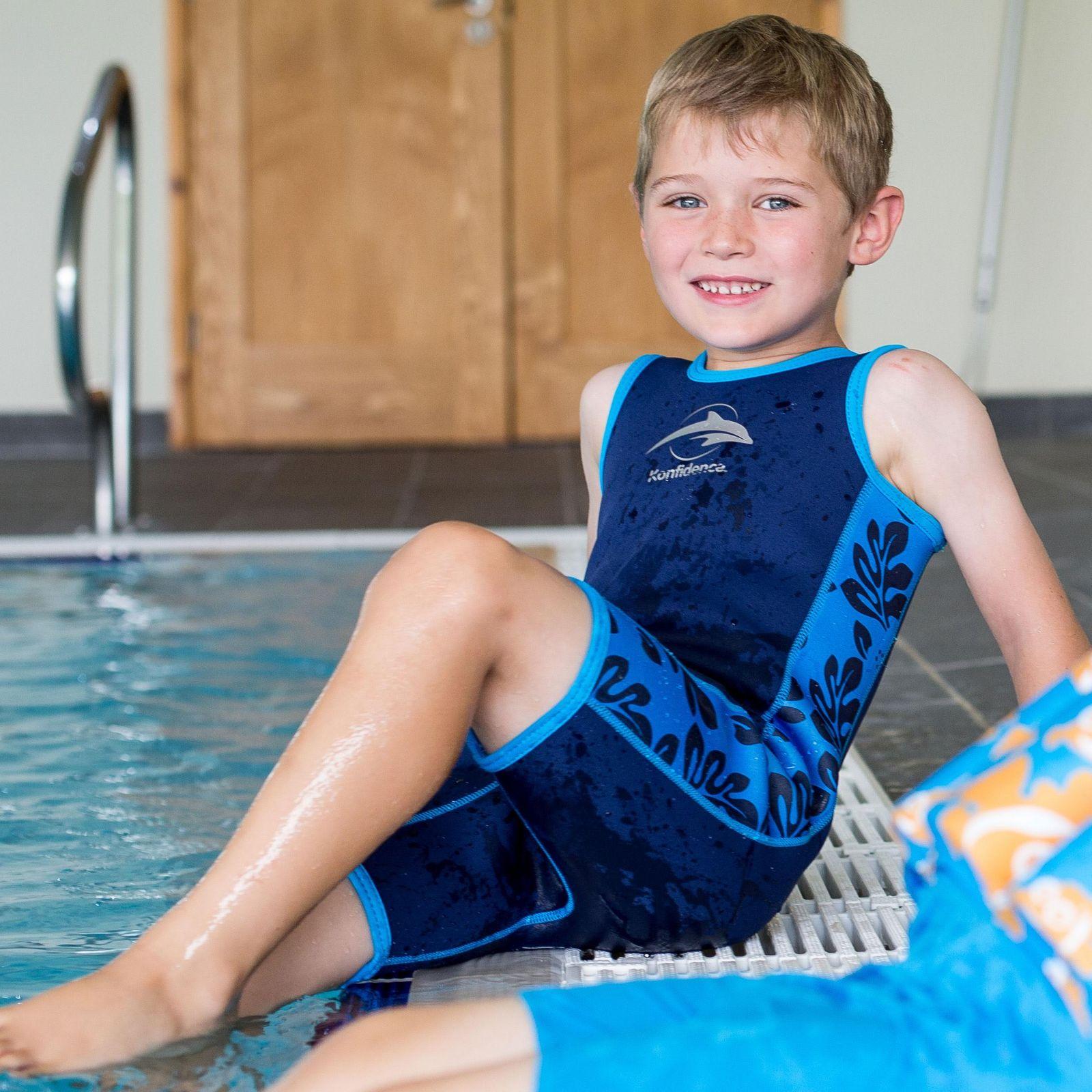Warma, Neopren-Schwimmanzug mit Plitsch-Platsch-Fibel – Bild 16