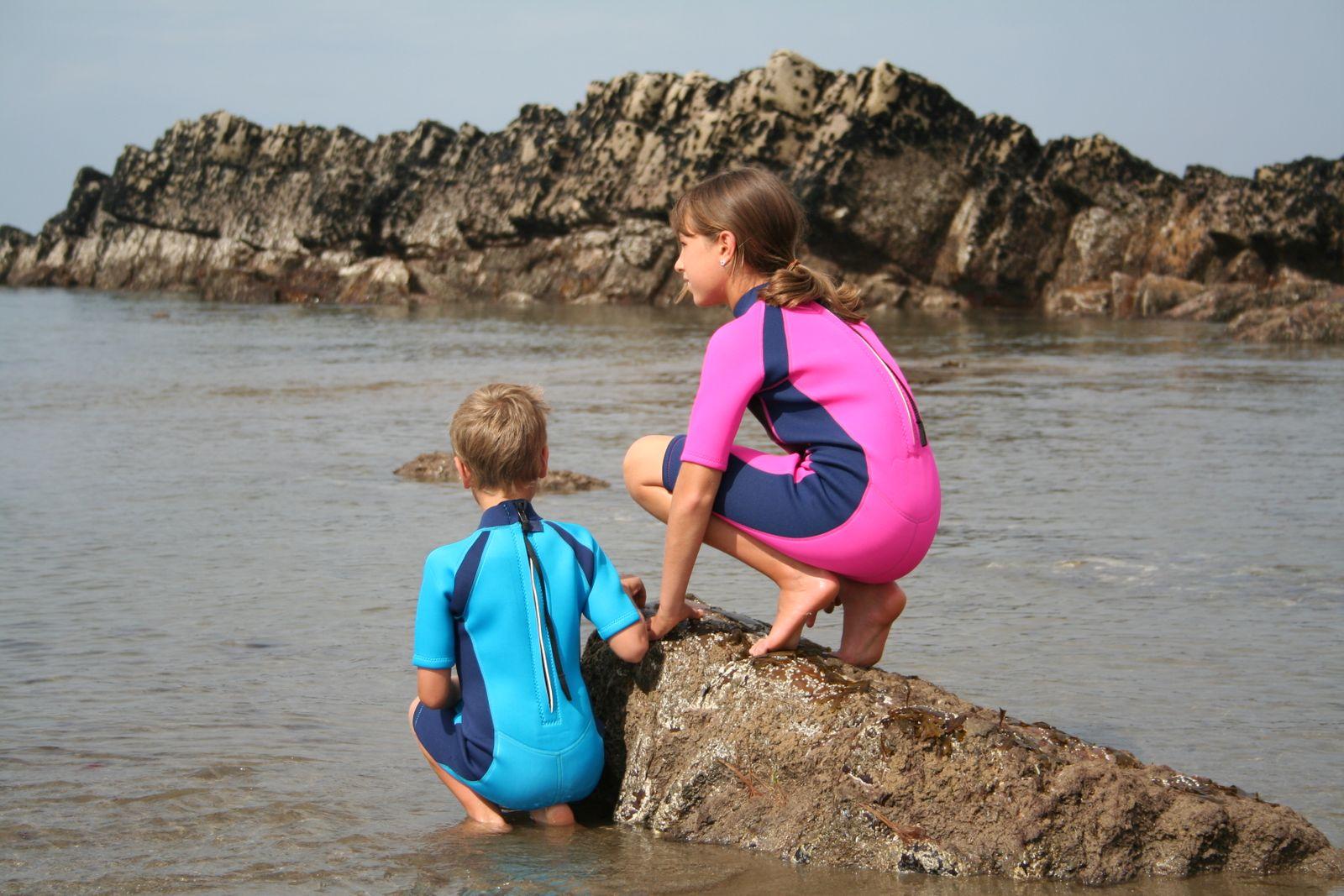 Konfidence Neoprenanzug für Kinder mit umfangreichem Schwimmratgeber – Bild 7