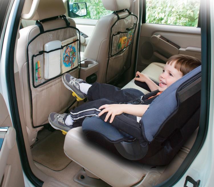 Seatback-Protector - 2 Stück – Bild 2