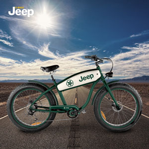 PI vom 20.07.2020 | Jeep Fold/Cruising E-Bike