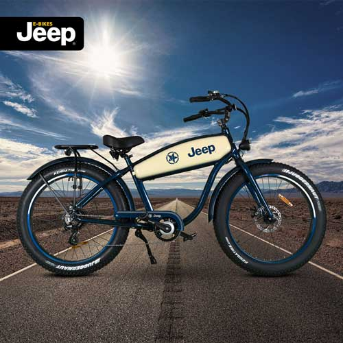 Cruising E-Bikes