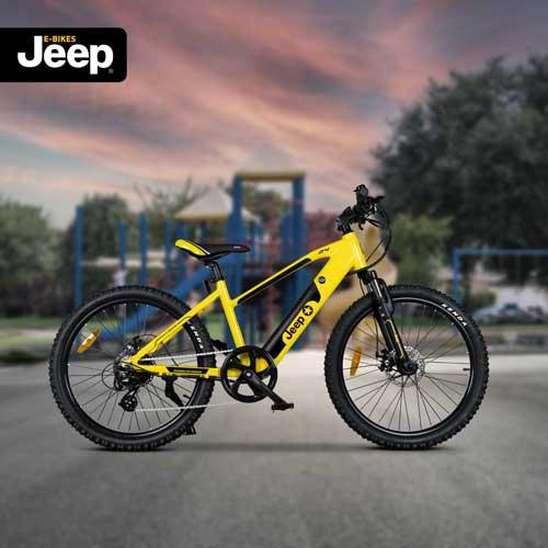 Jeep Teen E-Bike TR 7002