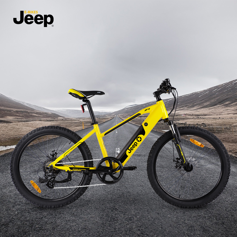PI vom 17.02.2021   Jeep Teen E-Bike