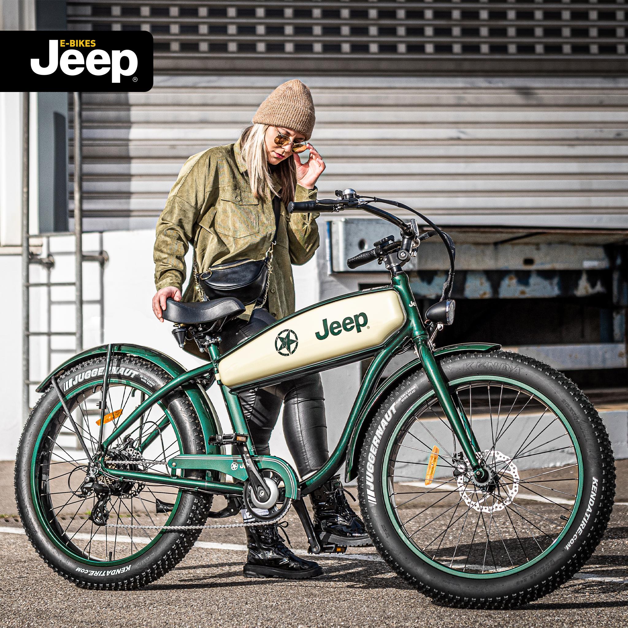 PI vom 20.07.2020 | Jeep Fold/Cruising E-Bike