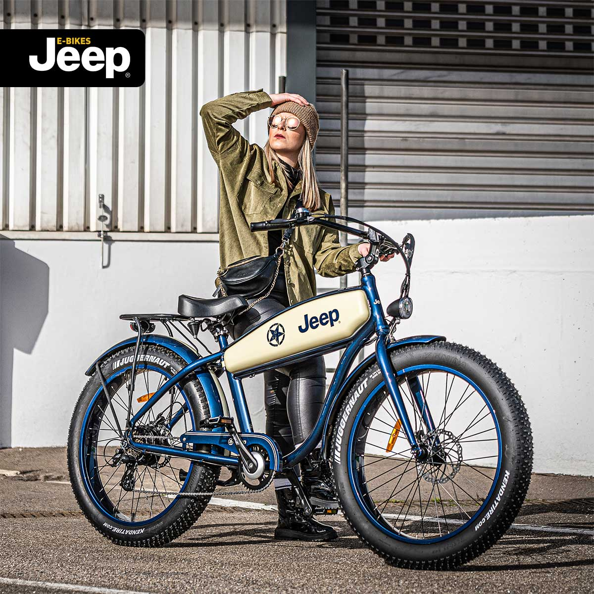 PI vom 10.03.2021 | Jeep Cruise E-Bike