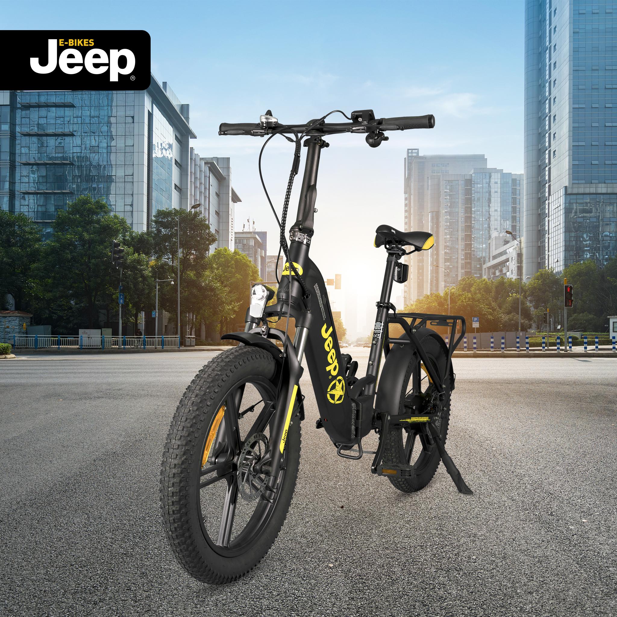 PI vom 30.11.2020 | Jeep Folding E-Bike