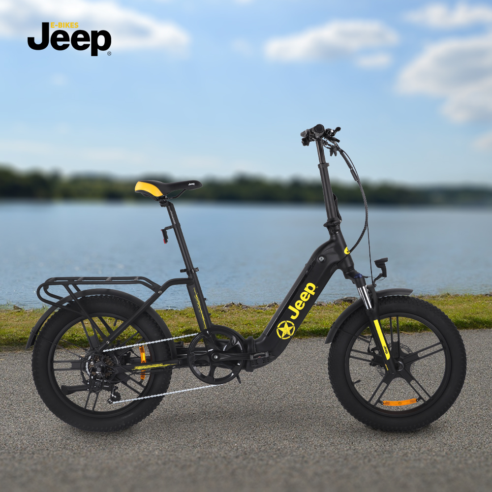 PI vom 30.11.2020 | Jeep Folding E-Bike