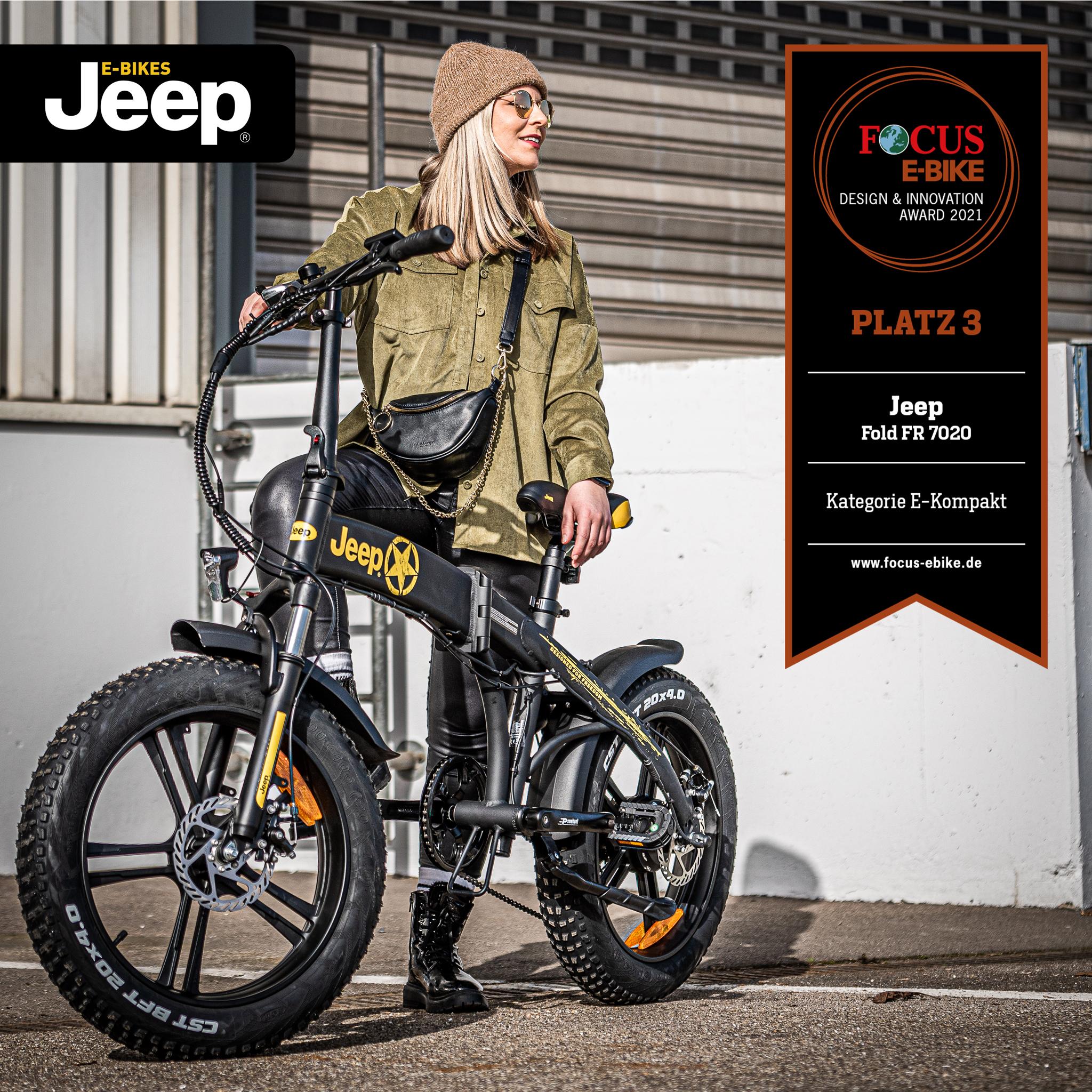 PI vom 13.04.2021 | Jeep Fold FAT E-Bike FR7020