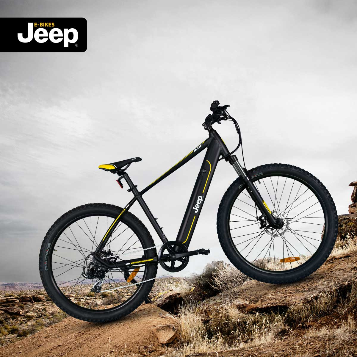 PI vom 01.09.2020 | Jeep Mountain E-Bike