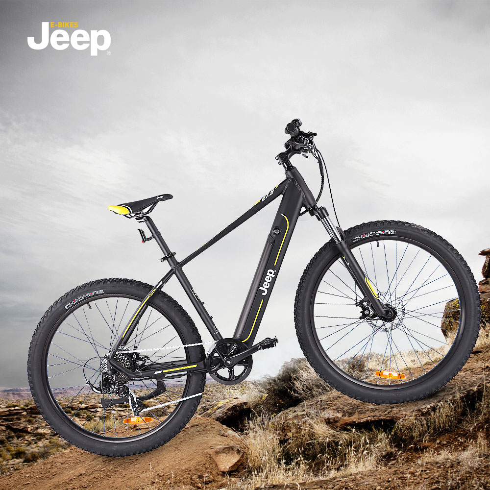PI vom 01.09.2020 | Jeep Mountain E-Bike
