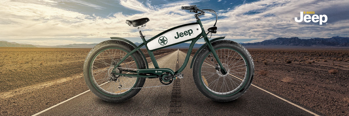 Jeep Cruise E-Bike CR 7004