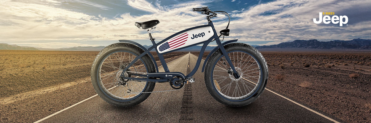 Jeep E Bike