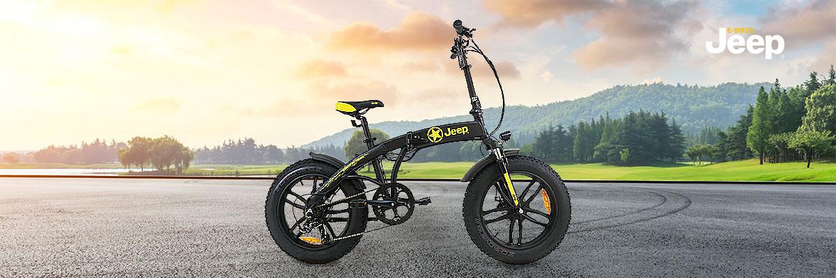 Jeep Folding E-Bike