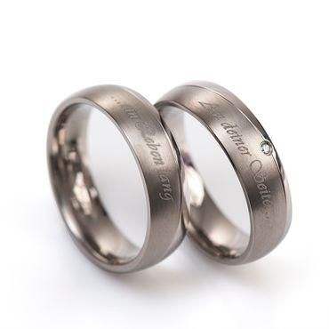 2 Titan Ringe Eheringe Trauringe Verlobungsringe /& Gravur