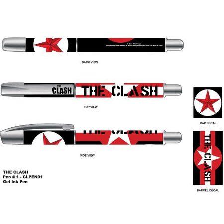 The Clash Gel Pen / Stift Star & Stripes
