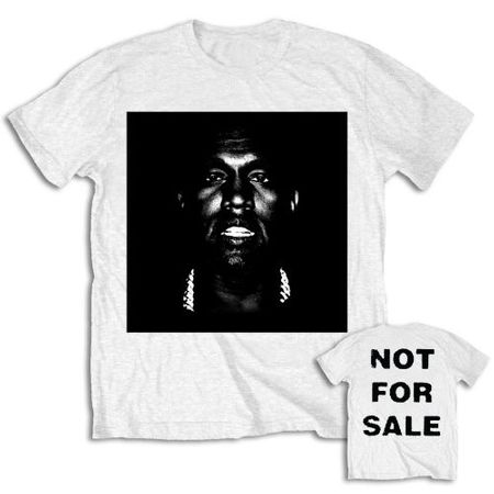 Kanye West Bandshirt Not For Sale von S-2XL